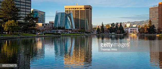 Lake Merritt in Oakland