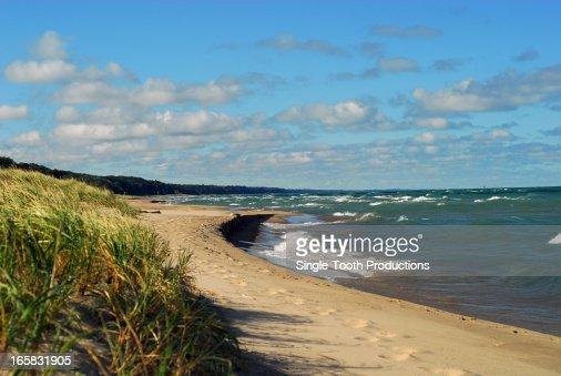 Lake Michigan, Sawyer, Michigan