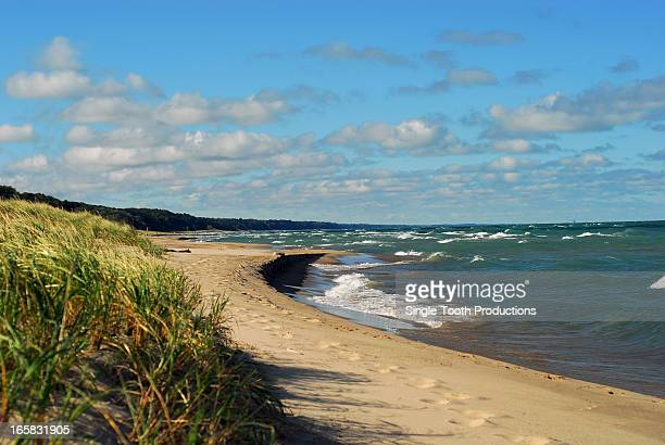 Lake Michigan, Sawyer, Michigan