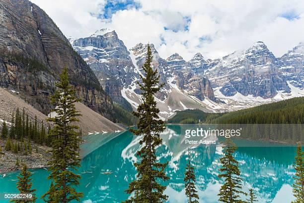 Lake Moraine, Banff National Park, Alberta
