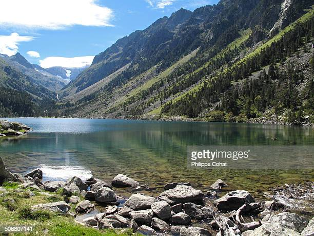 Lake of Gaube, Pyrenees, France