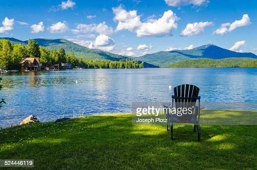 Lake Placid summer