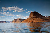 Lake Powell Rock Formation