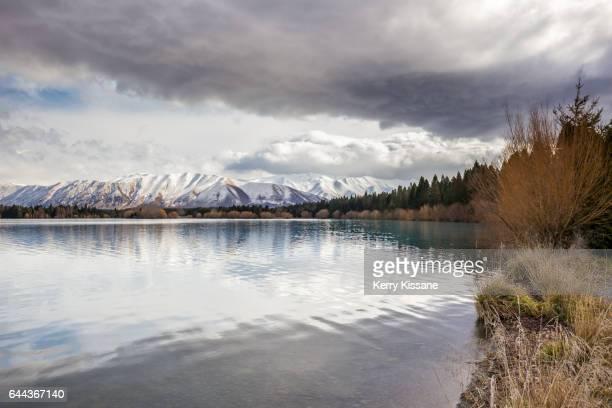 Lake Ruataniwha in Twizel