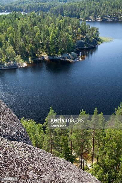 Lake Saimaa in Finland