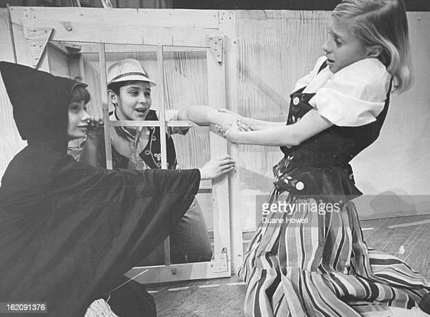 DEC 12 1967 DEC 20 1967 Lake School Sets 'Hansel Gretel' In this scene from 'Hansel and Gretel' Brenda Bass right Children's Asthma Research...