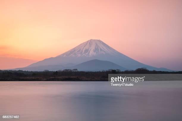 Lake Shoji, Yamanashi, Japan