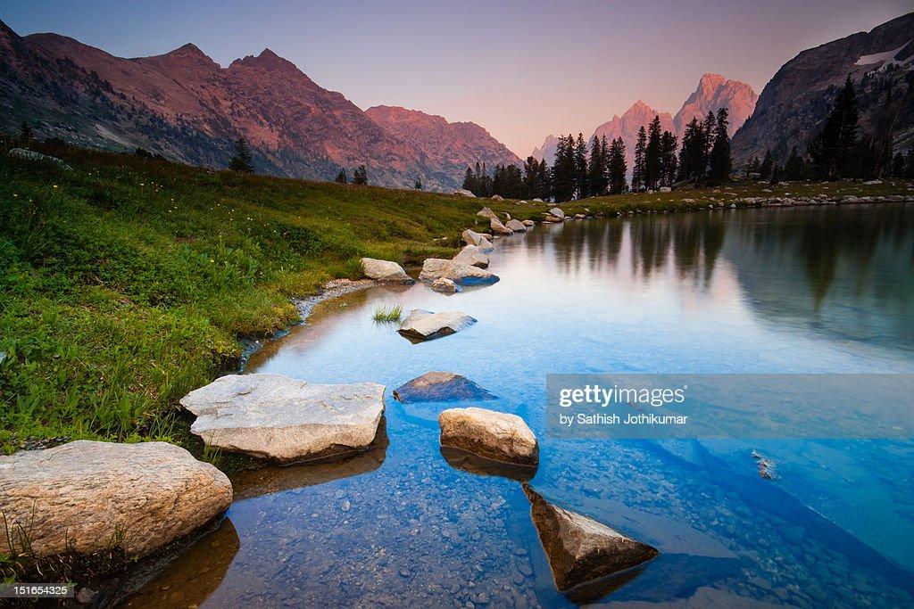 Lake Solitude