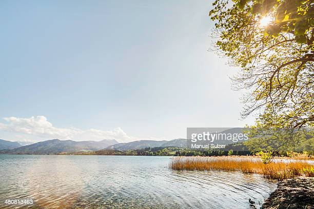Lake Tegernsee, Bavaria, Germany
