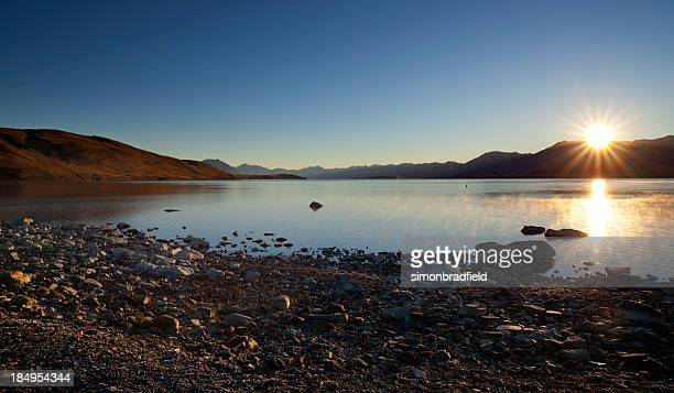 Lake Tekapo New Zealand Dawn
