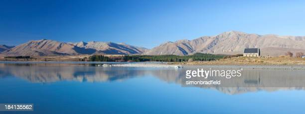 Lake Tekapo Reflection