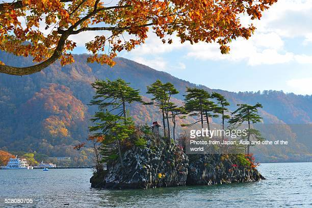 Lake Towada in Autumn