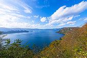 Filmed in Lake Towada,in Towada-Hachimantai National Park,Aomori,Japan.