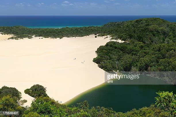 Lake Wabby, Fraser Island, Australia (XXXL)