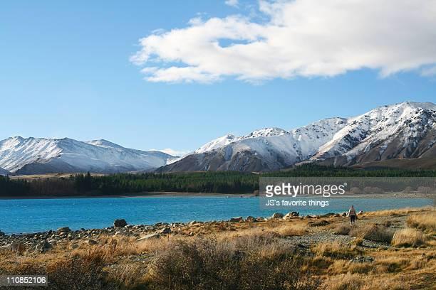 Lake Wanaka, Newzealand