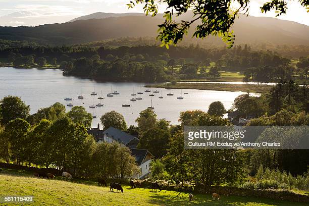Lake Windermere, Lake District National Park, England
