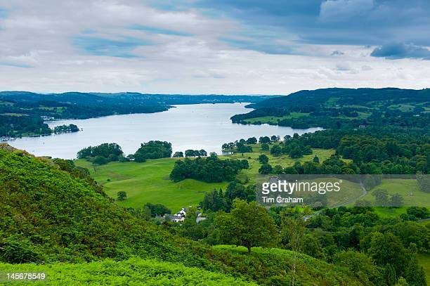 Lake Windermere, The Lake District, UK