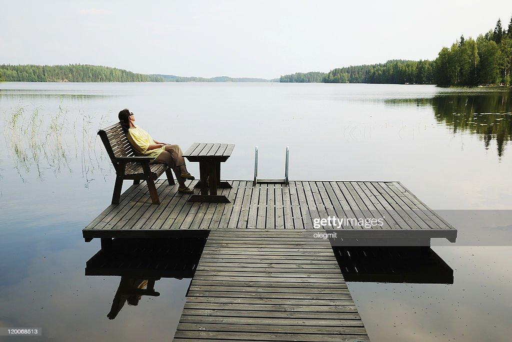 Как сделать озеро на реке 311