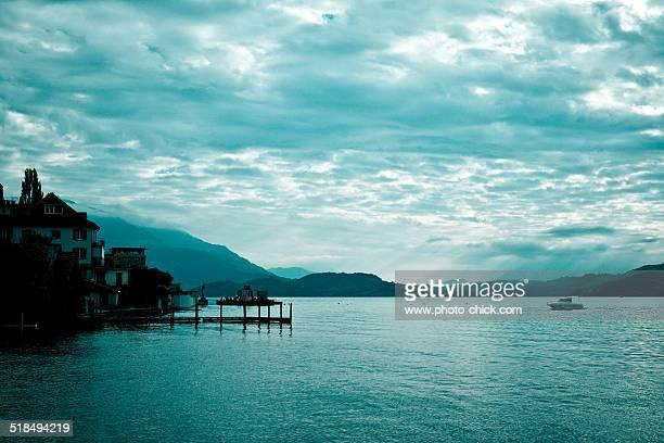 Lake Zug Switzerland