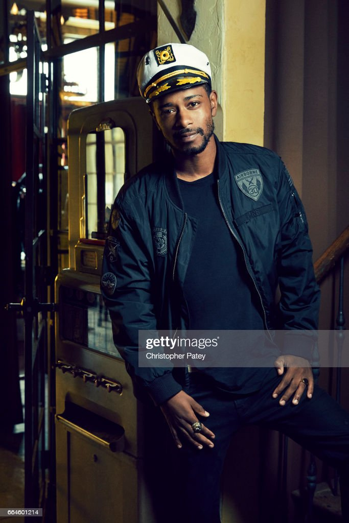 Lakeith Stanfield, The Hollywood Reporter, November 9, 2016