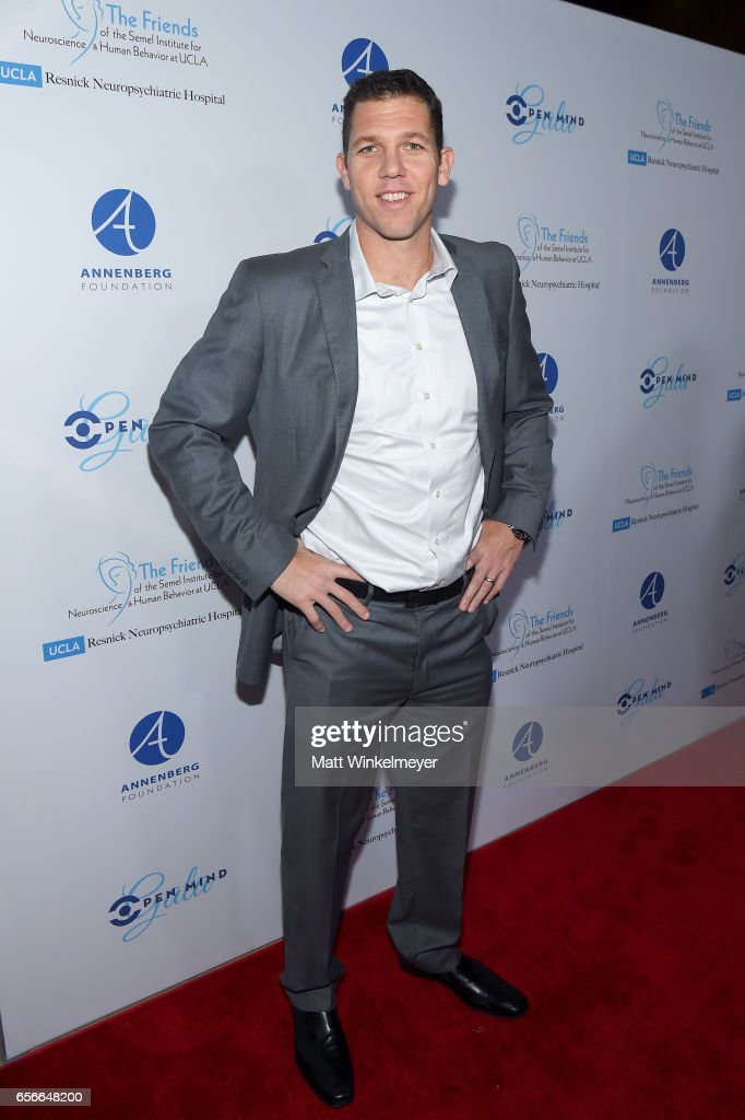 Lakers Head Coach Luke Walton attends UCLA Semel Institute's 'Open Mind Gala' at The Beverly Hilton Hotel on March 22, 2017 in Beverly Hills, California.