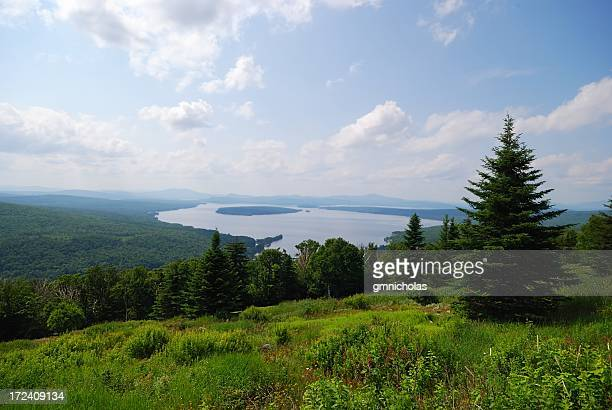 Seen und Berge