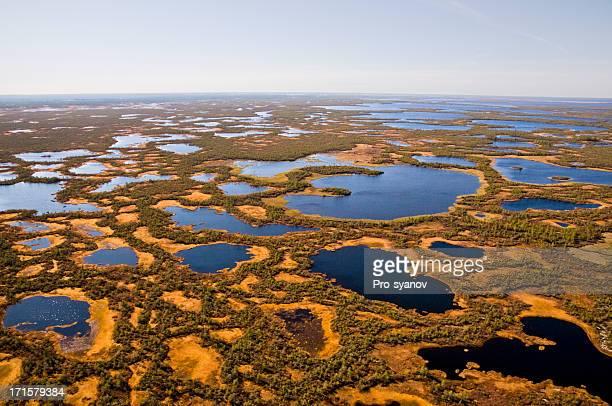 Lakes of Western Siberia.