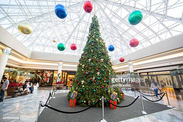 Lakeside Mall is decorated for Christmas on December 04 2014 in New Orleans Louisiana