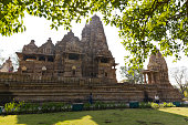 Lakshmana Temple, Khajuraho Temples, Chhatarpur District, Madhya Pradesh, India