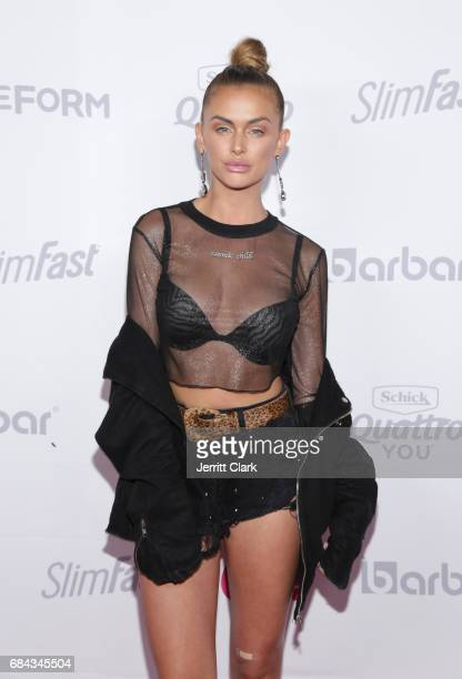 LaLa Kent attends the OK Magazine's Summer KickOff Party at W Hollywood on May 17 2017 in Hollywood California