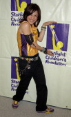 Lalaine during Frankie Muniz Hosts 'HoopLA' a Celebrity Basketball Game Which Benefits The Starlight Children's Foundation at Crossroads School in...
