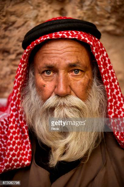 Lalish Nûranî Yazidi Temple A Yazidi of the Sheikh caste during the annual pilgrimage which takes place every year at the beginning of October and...