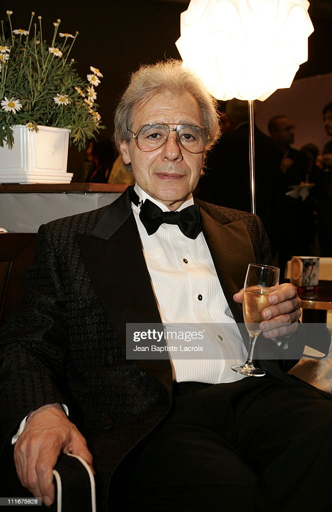 Lalo Schifrin during 2004 Cannes Film Festival Music Movie Concert with Lalo Schifrin at Palais des Festivals in Cannes France
