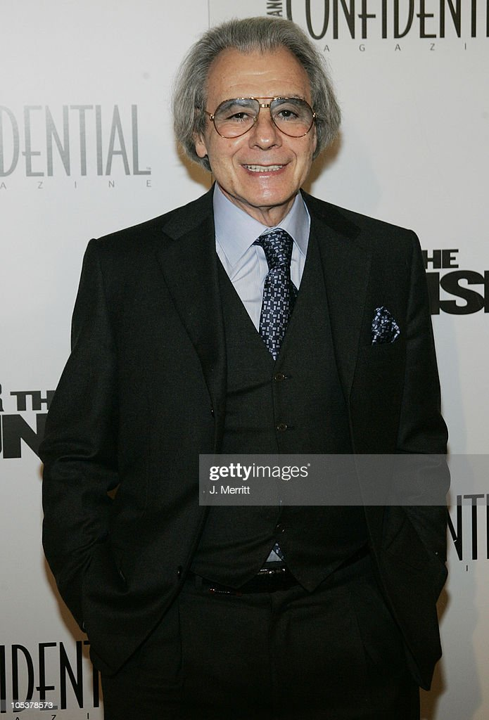 Lalo Schifrin during 'After The Sunset' Los Angeles Premiere Arrivals at Chinese Theatre in Hollywood California United States