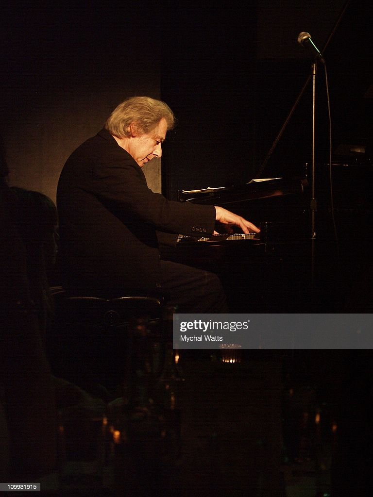 Lalo Schifrin during Lalo Schifrin Celebrates his 70th Birthday at the Blue Note Jazz Club at Blue Note Jazz Club in New York City New York United...