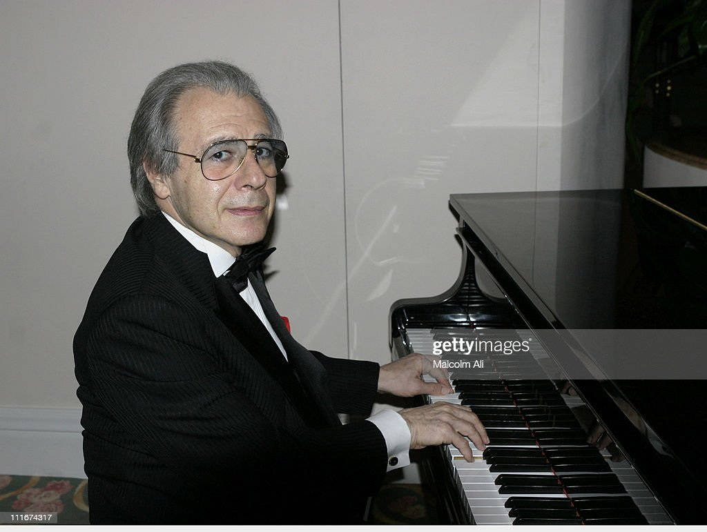 Lalo Schifrin during Lalo Schifrin Recieves 65th Annual Golden Score Award at Beverly Hills Hotel in Beverly Hills California United States