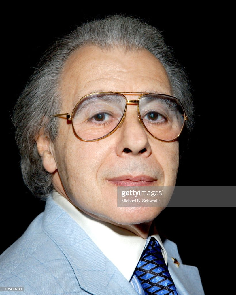 Lalo Schifrin during The 20th Annual Charlie Awards at The Hollywood Roosevelt Hotel in Hollywood California United States