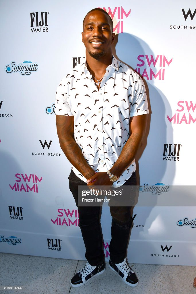 Sports Illustrated And Wall Present SWIMMIAMI 2017 Opening Party - Backstage/Front Row