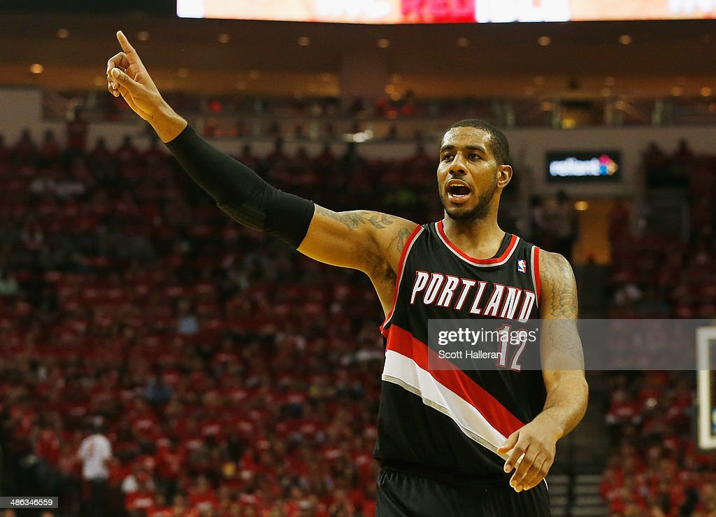 Portland Trail Blazers v Houston Rockets - Game Two