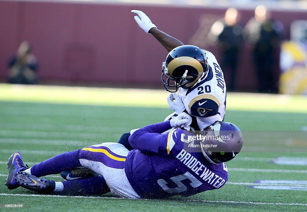 St Louis Rams v Minnesota Vikings