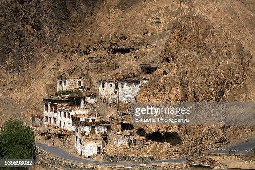 Lamayuru Monastery : ストックフォト