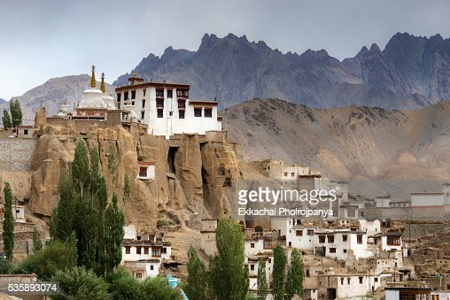 Lamayuru Monastery : Photo