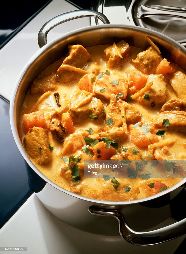 Lamb Curry : Stock Photo