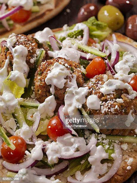 Kebab Wrap Stock Photos and Pictures | Getty Images