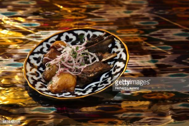 Uzbek Restaurant Toronto Eglinton