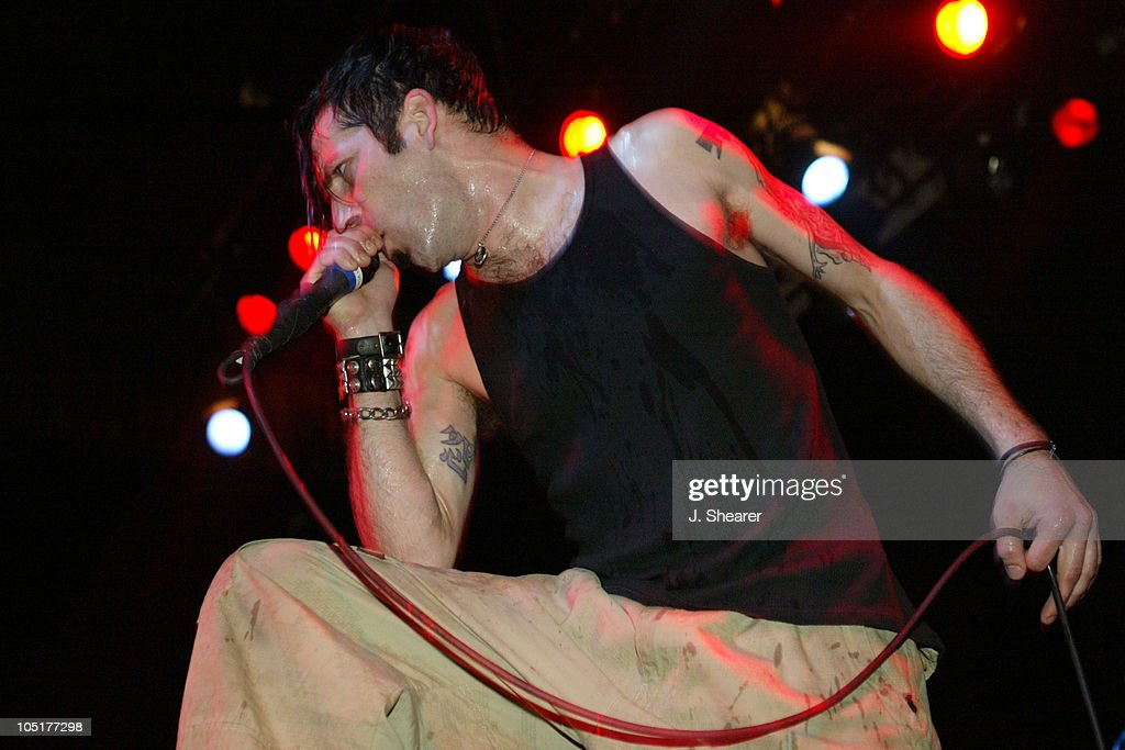 Headbangers Ball Tour 2003 - San Francisco at The Fillmore in San Francisco, California, United States.