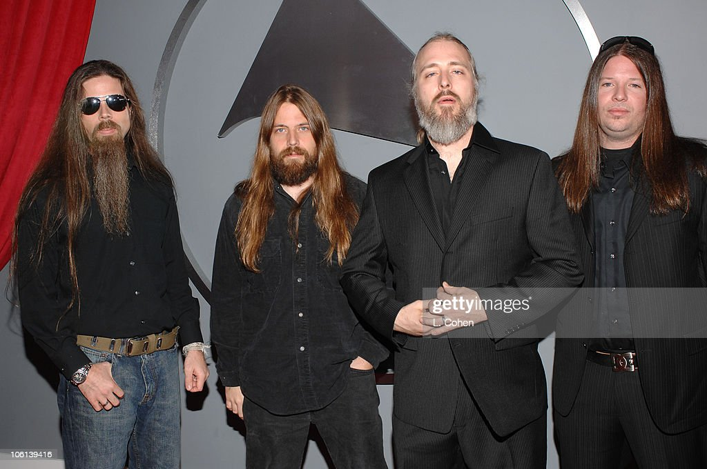 <a gi-track='captionPersonalityLinkClicked' href=/galleries/search?phrase=Lamb+of+God+-+Banda&family=editorial&specificpeople=207713 ng-click='$event.stopPropagation()'>Lamb of God</a>, nominees Best Metal Performance during The 49th Annual GRAMMY Awards - Red Carpet at Staples Center in Los Angeles, California, United States.