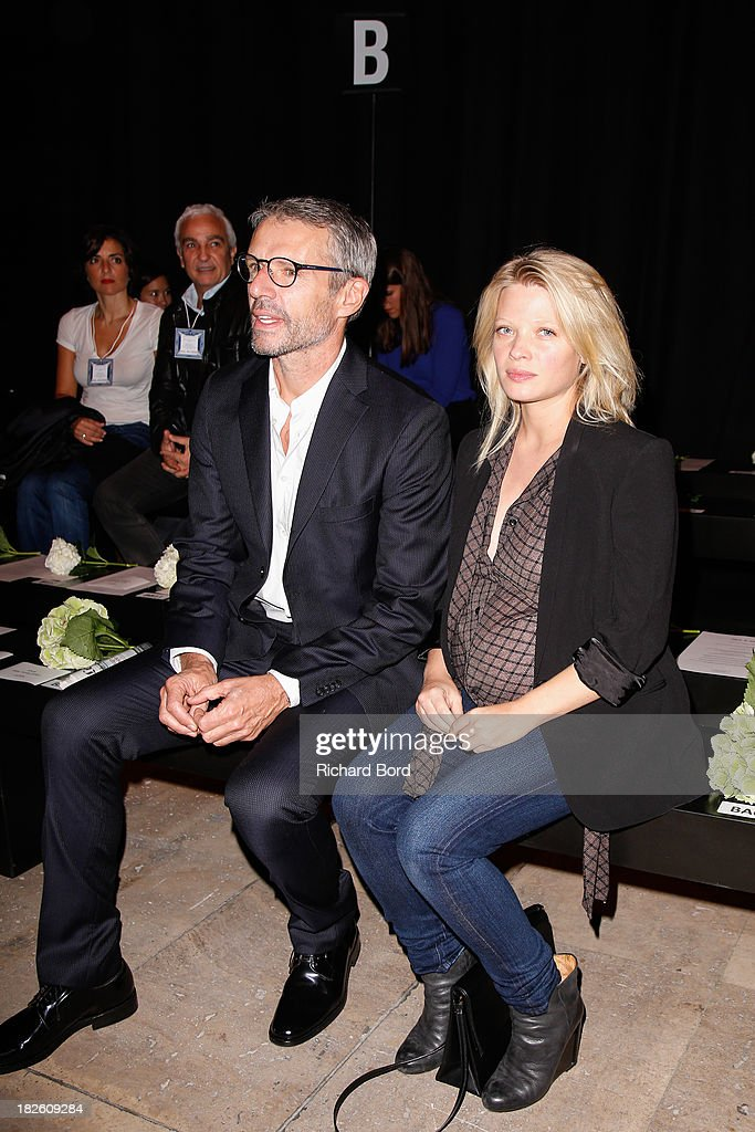 Paul & Joe : Front Row - Paris Fashion Week Womenswear  Spring/Summer 2014