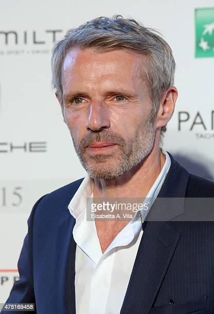 Lambert Wilson attends '2015 Nastro D'Argento Award' Nominees Announcement at Maxxi Museum on May 29 2015 in Rome Italy