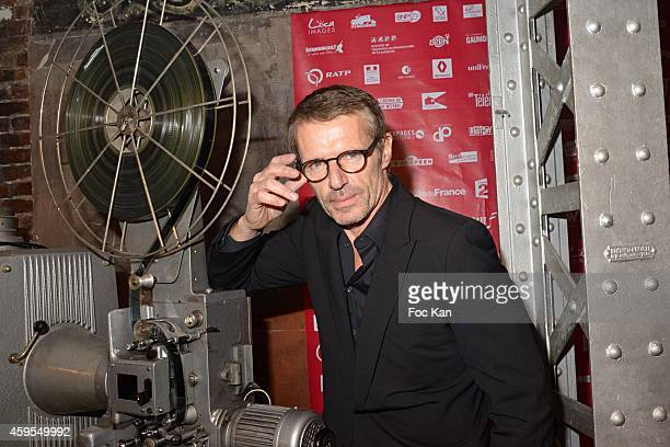 Lambert Wilson attends the 'Courts Devant ' 10th Anniversary of Short MoviesÊ Opening Ceremony at Cinema des Cineastes on November 24